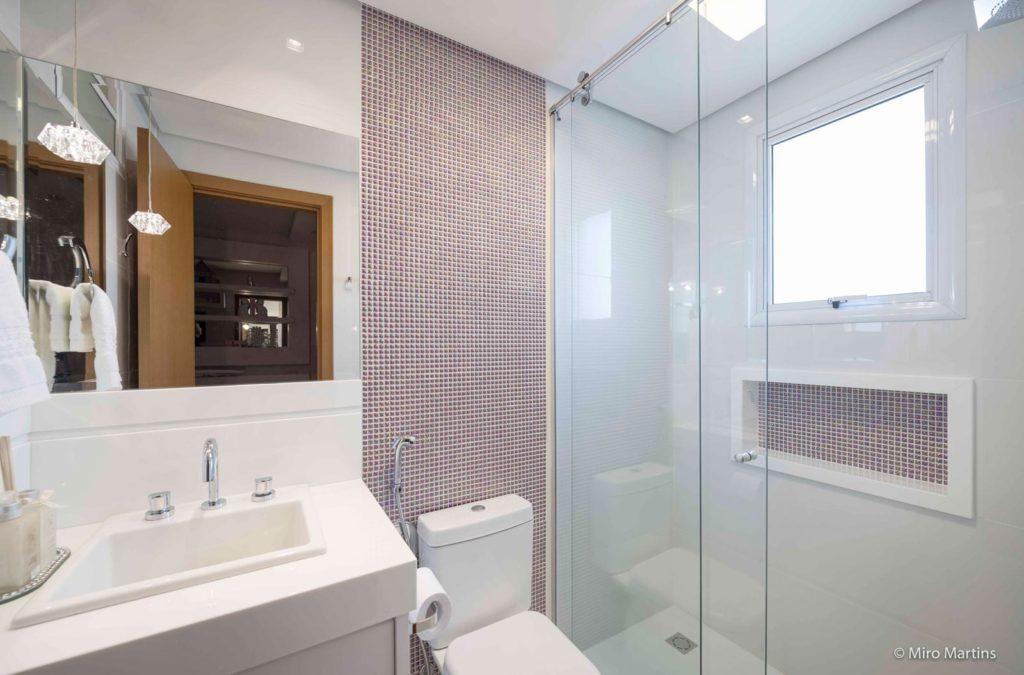 Banheiro no Edifício Majestic